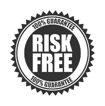 Output 100% Risk Free Guarantee