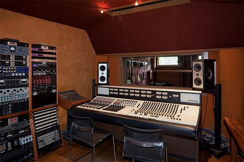 output favorites recording studios on houzz by output hobby studio in contemporary home theater - Home Music Studio Design Ideas