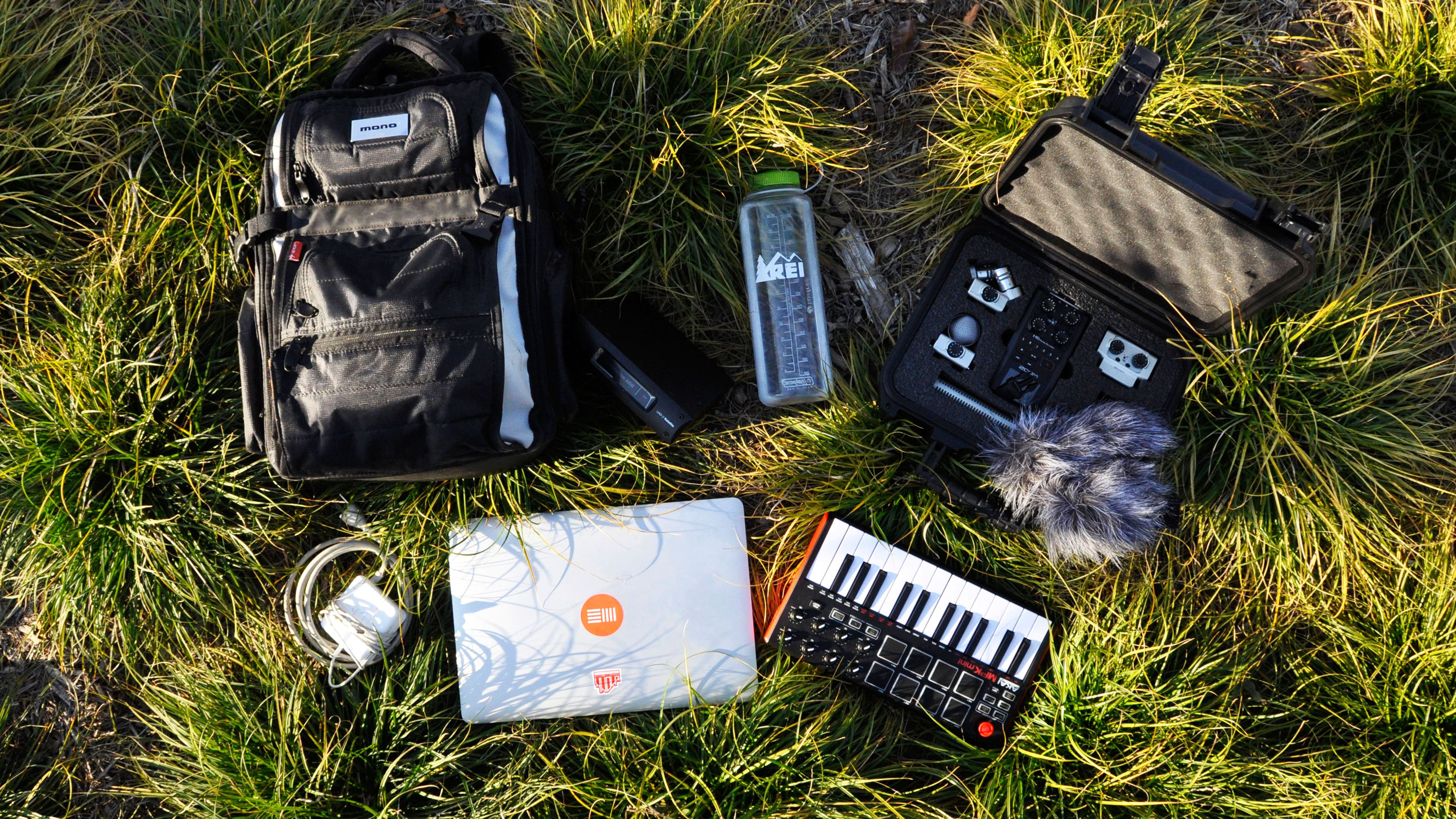 Music Maker's Guide To Travel - Output