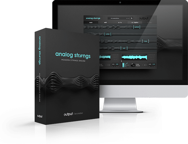 Analog Strings by Output