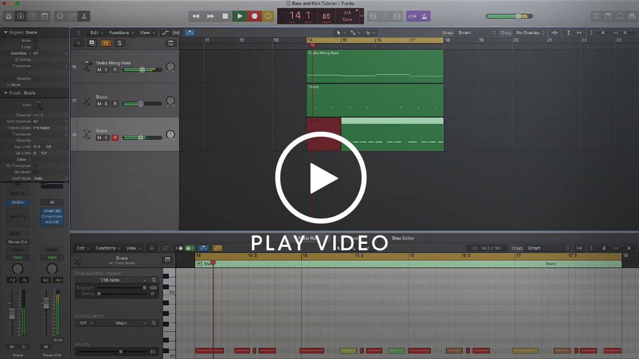 7 Days of Making Beats - Output