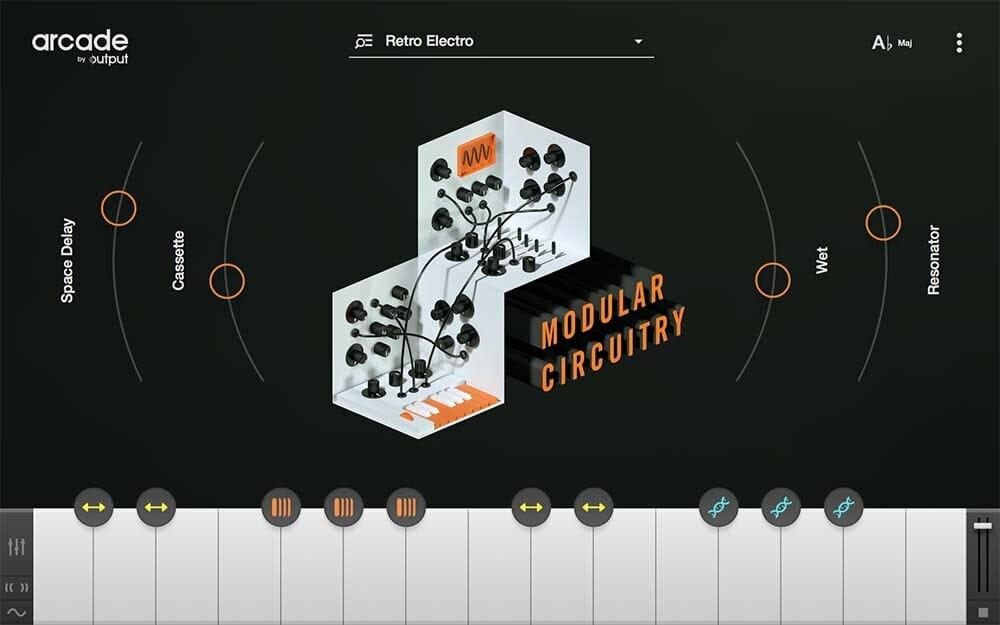 Arcade - Output